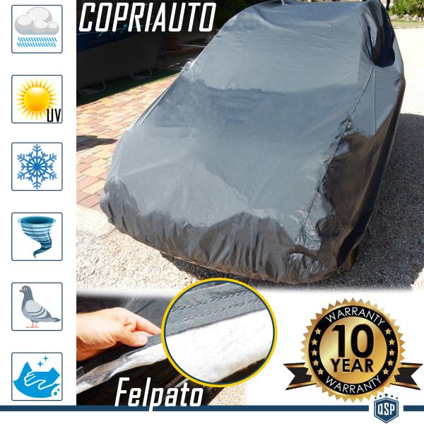 el polvo protecci/ón solar contra la nieve parabrisas cubierta de nieve l/ámina de aluminio supergruesa Graceru Lona protectora para coche cubierta plegable para coche protecci/ón contra heladas